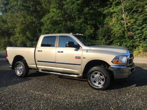 2010 Dodge Ram Pickup 2500 for sale at DONS AUTO CENTER in Caldwell OH