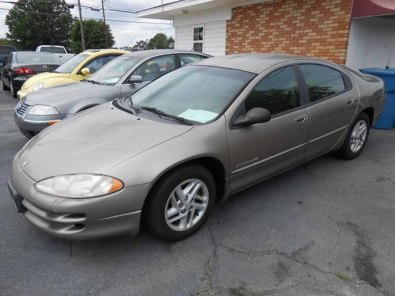 2000 Dodge Intrepid for sale at granite motor co inc in Hudson NC