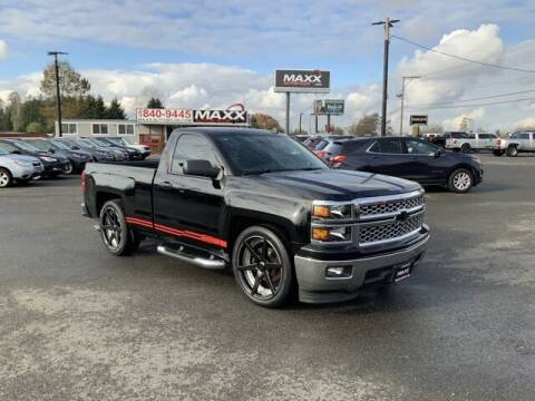 2014 Chevrolet Silverado 1500 for sale at Maxx Autos Plus in Puyallup WA