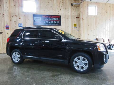 2015 GMC Terrain for sale at Boone NC Jeeps-High Country Auto Sales in Boone NC