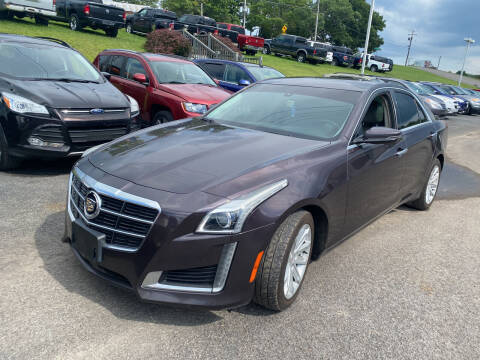 2014 Cadillac CTS for sale at Ball Pre-owned Auto in Terra Alta WV