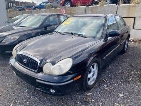2005 Hyundai Sonata for sale at Noah Auto Sales in Philadelphia PA