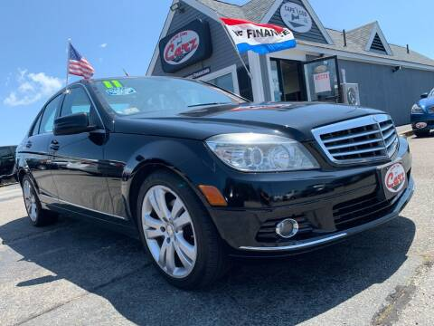 2011 Mercedes-Benz C-Class for sale at Cape Cod Carz in Hyannis MA