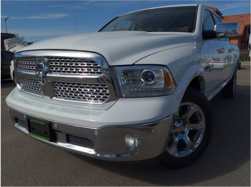 2016 RAM Ram Pickup 1500 for sale at MADERA CAR CONNECTION in Madera CA