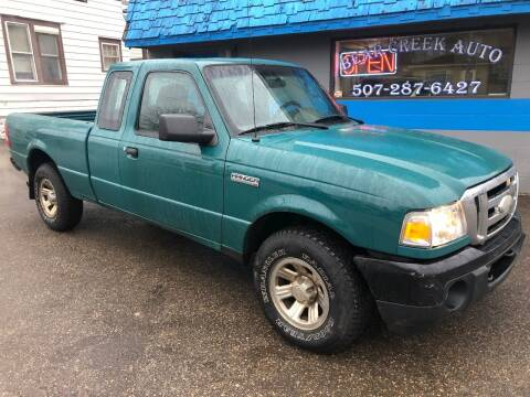 2008 Ford Ranger for sale at BEAR CREEK AUTO SALES in Rochester MN