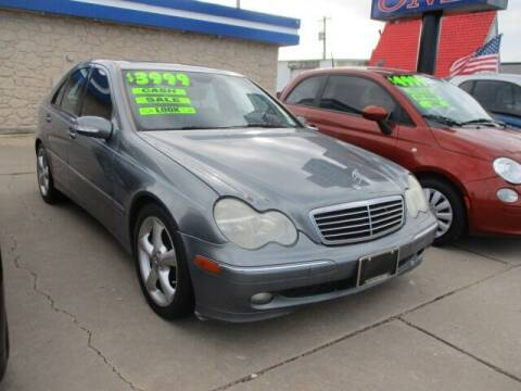 2004 Mercedes-Benz C-Class for sale at CAR SOURCE OKC - CAR ONE in Oklahoma City OK