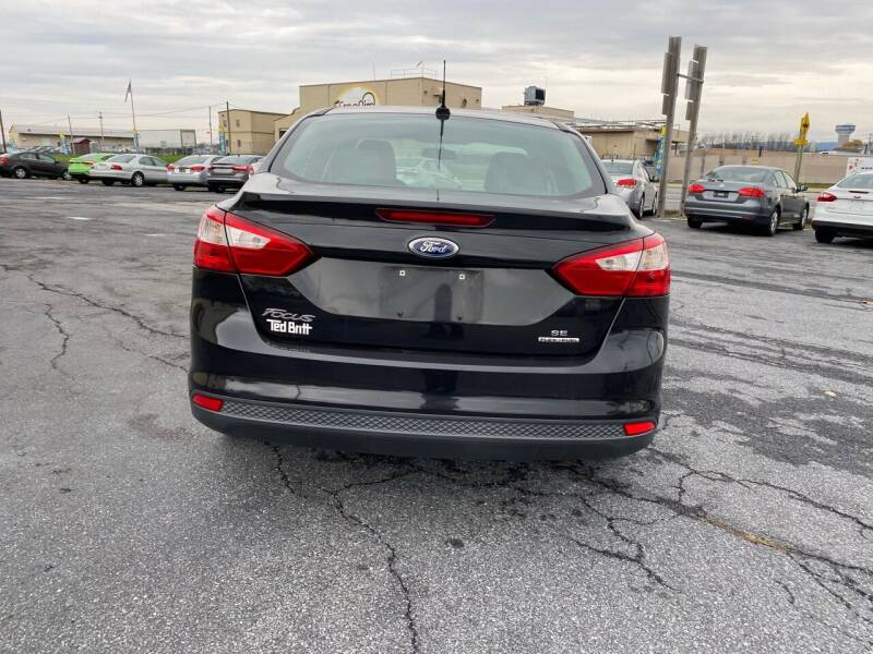 2014 Ford Focus SE 4dr Sedan - Fredericksburg PA