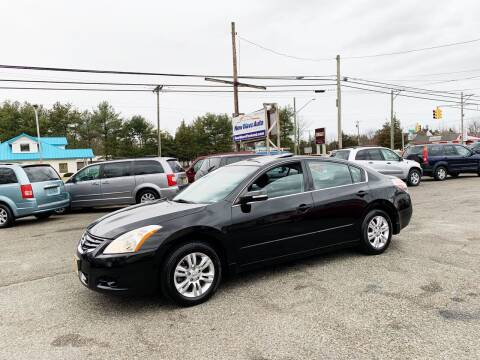 2012 Nissan Altima for sale at New Wave Auto of Vineland in Vineland NJ