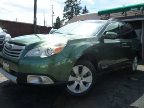 2010 Subaru Outback for sale at Sindibad Auto Sale, LLC in Englewood CO
