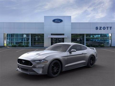 2021 Ford Mustang for sale at Szott Ford in Holly MI