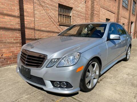 2010 Mercedes-Benz E-Class for sale at Domestic Travels Auto Sales in Cleveland OH