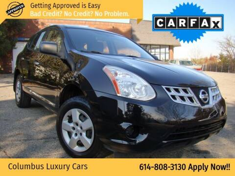 2016 Nissan Rogue for sale at Columbus Luxury Cars in Columbus OH