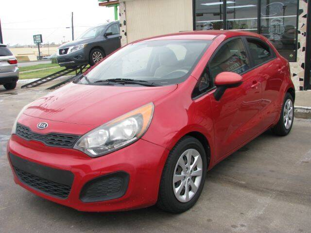 2013 Kia Rio 5-Door for sale at Auto Limits in Irving TX