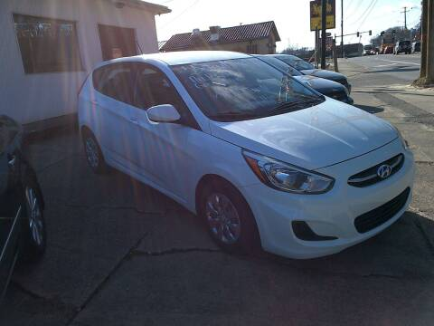 2017 Hyundai Accent for sale at Action Auto Sales in Parkersburg WV