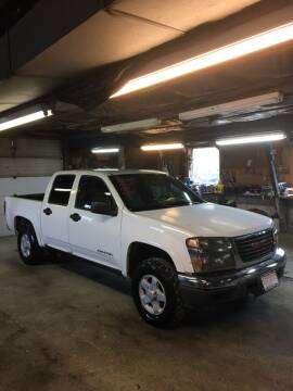 2005 GMC Canyon for sale at Lavictoire Auto Sales in West Rutland VT