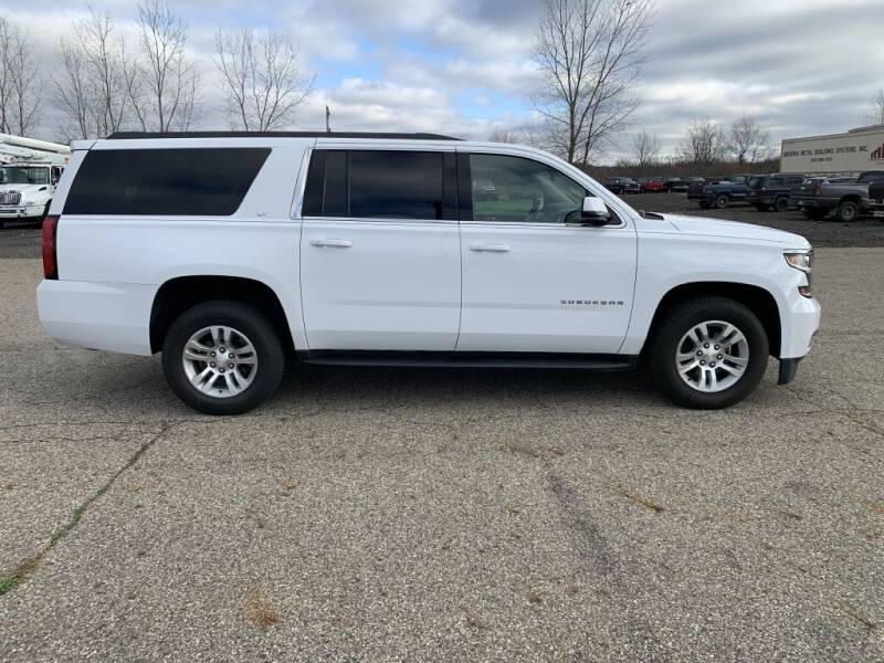 2019 Chevrolet Suburban for sale at Hawkins Motors Sales in Hillsdale MI