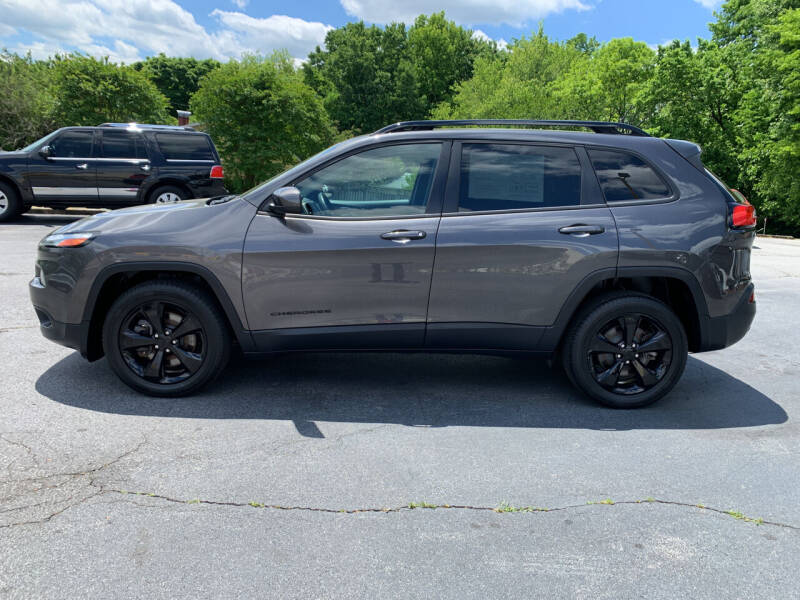 2015 Jeep Cherokee for sale at Simple Auto Solutions LLC in Greensboro NC
