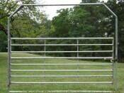 2020 Galv 12' High Rise Bow Gate for sale at Rod's Auto Farm & Ranch in Houston MO