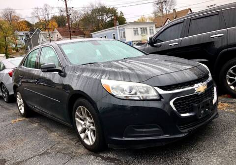 2014 Chevrolet Malibu for sale at Top Line Import of Methuen in Methuen MA