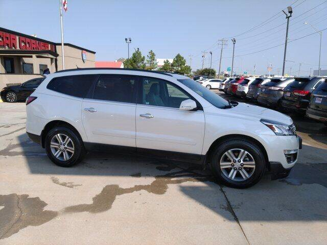 2015 Chevrolet Traverse for sale at Bryans Car Corner in Chickasha OK