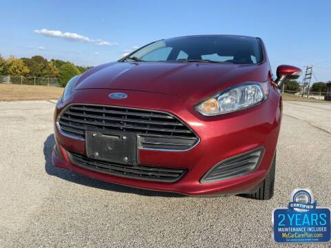 2014 Ford Fiesta for sale at Destin Motors in Plano TX