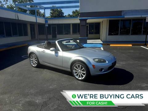 2006 Mazda MX-5 Miata for sale at 2020 AUTO LLC in Clearwater FL
