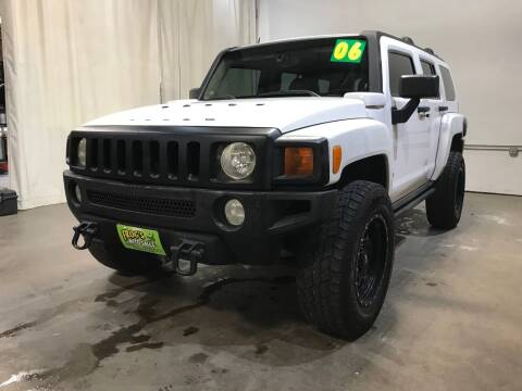 2006 HUMMER H3 for sale at Frogs Auto Sales in Clinton IA
