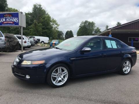 2008 Acura TL for sale at Sam Adams Motors in Cedar Springs MI
