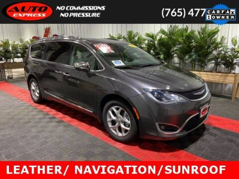 2020 Chrysler Pacifica for sale at Auto Express in Lafayette IN
