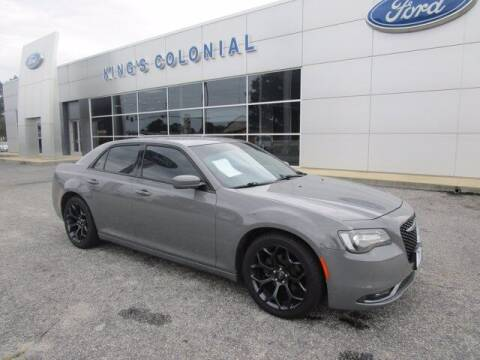 2019 Chrysler 300 for sale at King's Colonial Ford in Brunswick GA