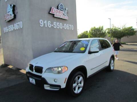 2010 BMW X5 for sale at LIONS AUTO SALES in Sacramento CA