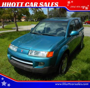 2005 Saturn Vue for sale at HHOTT CAR SALES in Deerfield Beach FL
