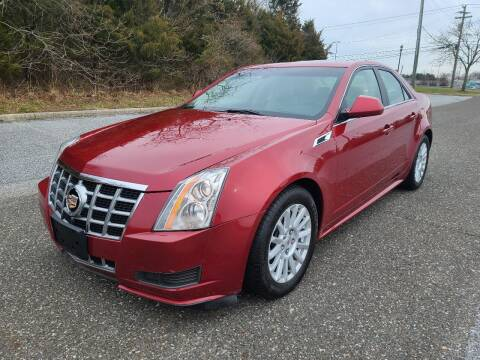2013 Cadillac CTS for sale at Premium Auto Outlet Inc in Sewell NJ