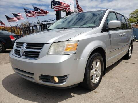 2009 Dodge Grand Caravan for sale at Gus's Used Auto Sales in Detroit MI