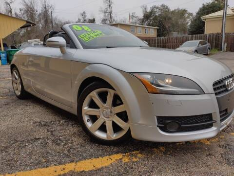 2008 Audi TT for sale at The Auto Connect LLC in Ocean Springs MS
