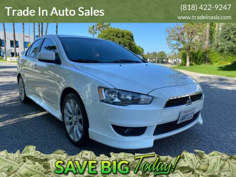 2011 Mitsubishi Lancer for sale at Trade In Auto Sales in Van Nuys CA