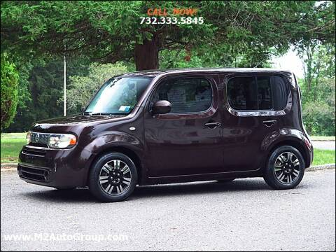 2009 Nissan cube for sale at M2 Auto Group Llc. EAST BRUNSWICK in East Brunswick NJ