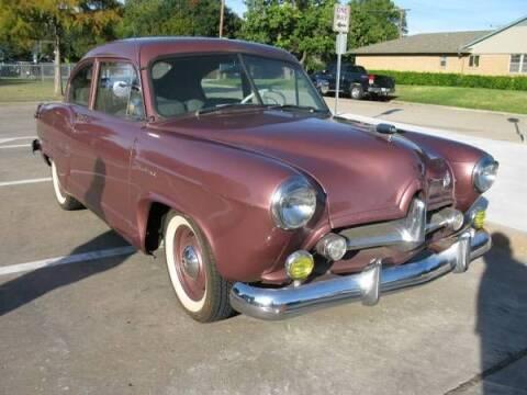 1952 Kaiser Henry J