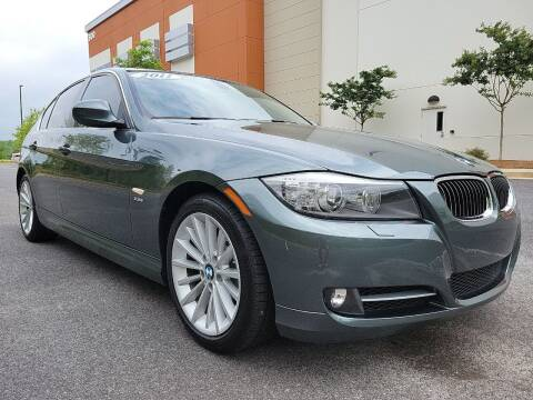 2011 BMW 3 Series for sale at ELAN AUTOMOTIVE GROUP in Buford GA