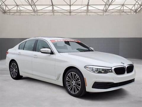 2019 BMW 5 Series for sale at Gregg Orr Pre-Owned Shreveport in Shreveport LA
