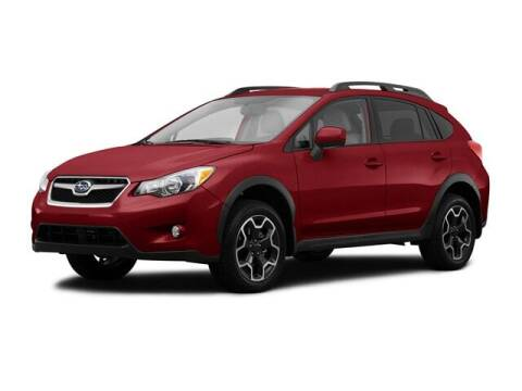 2015 Subaru XV Crosstrek for sale at Jensen's Dealerships in Sioux City IA