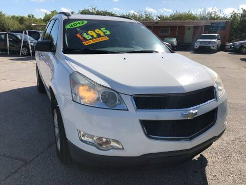 2012 Chevrolet Traverse for sale at Auto Export Pro Inc. in Orlando FL
