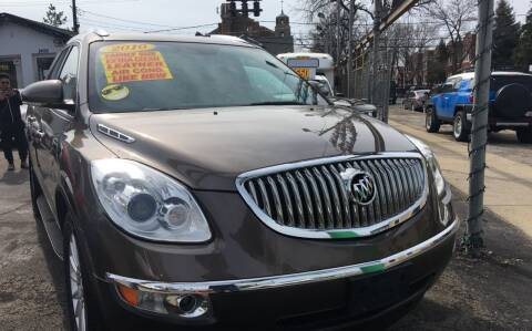 2010 Buick Enclave for sale at Jeff Auto Sales INC in Chicago IL