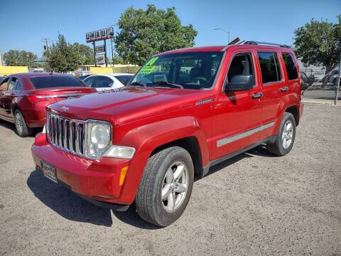 2008 Jeep Liberty for sale at Larry's Auto Sales Inc. in Fresno CA