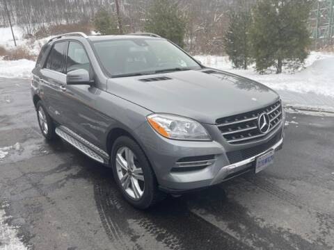 2015 Mercedes-Benz M-Class for sale at Hawkins Chevrolet in Danville PA