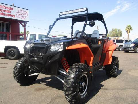 2012 Polaris Ranger for sale at More Info Skyline Auto Sales in Phoenix AZ