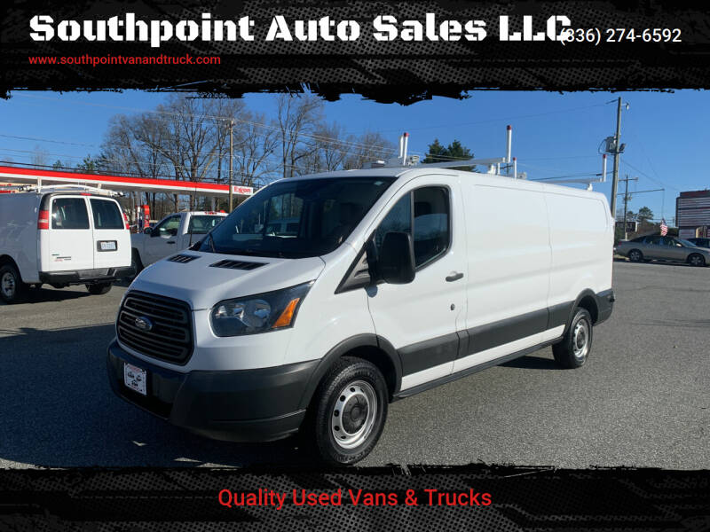 2016 Ford Transit Cargo for sale at Southpoint Auto Sales LLC in Greensboro NC