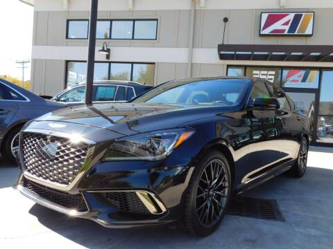 2018 Genesis G80 for sale at Auto Assets in Powell OH