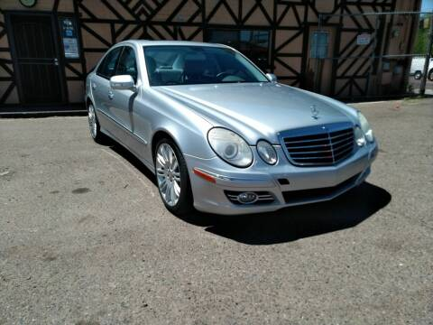 2008 Mercedes-Benz E-Class for sale at Used Car Showcase in Phoenix AZ