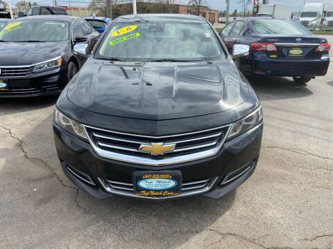 2014 Chevrolet Impala for sale at Top Notch Auto Brokers, Inc. in Palatine IL